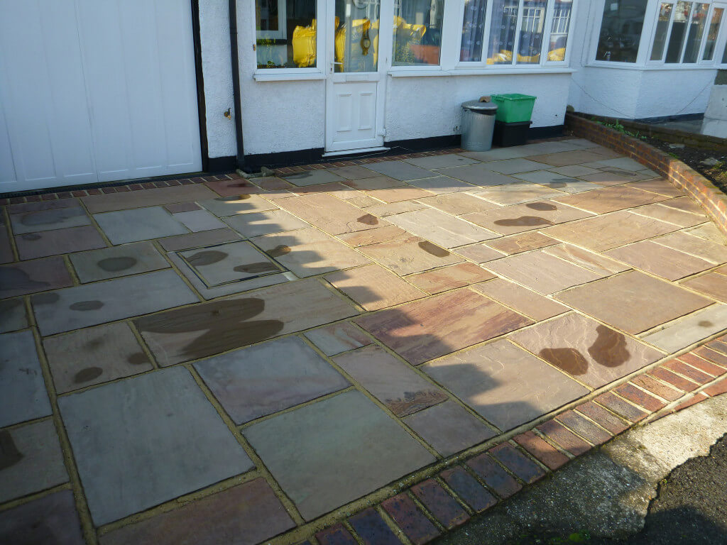 Natural Stone Cleans Really Well