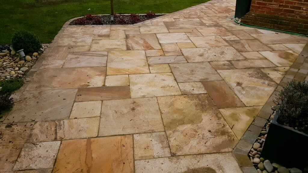 Natural Stone Before