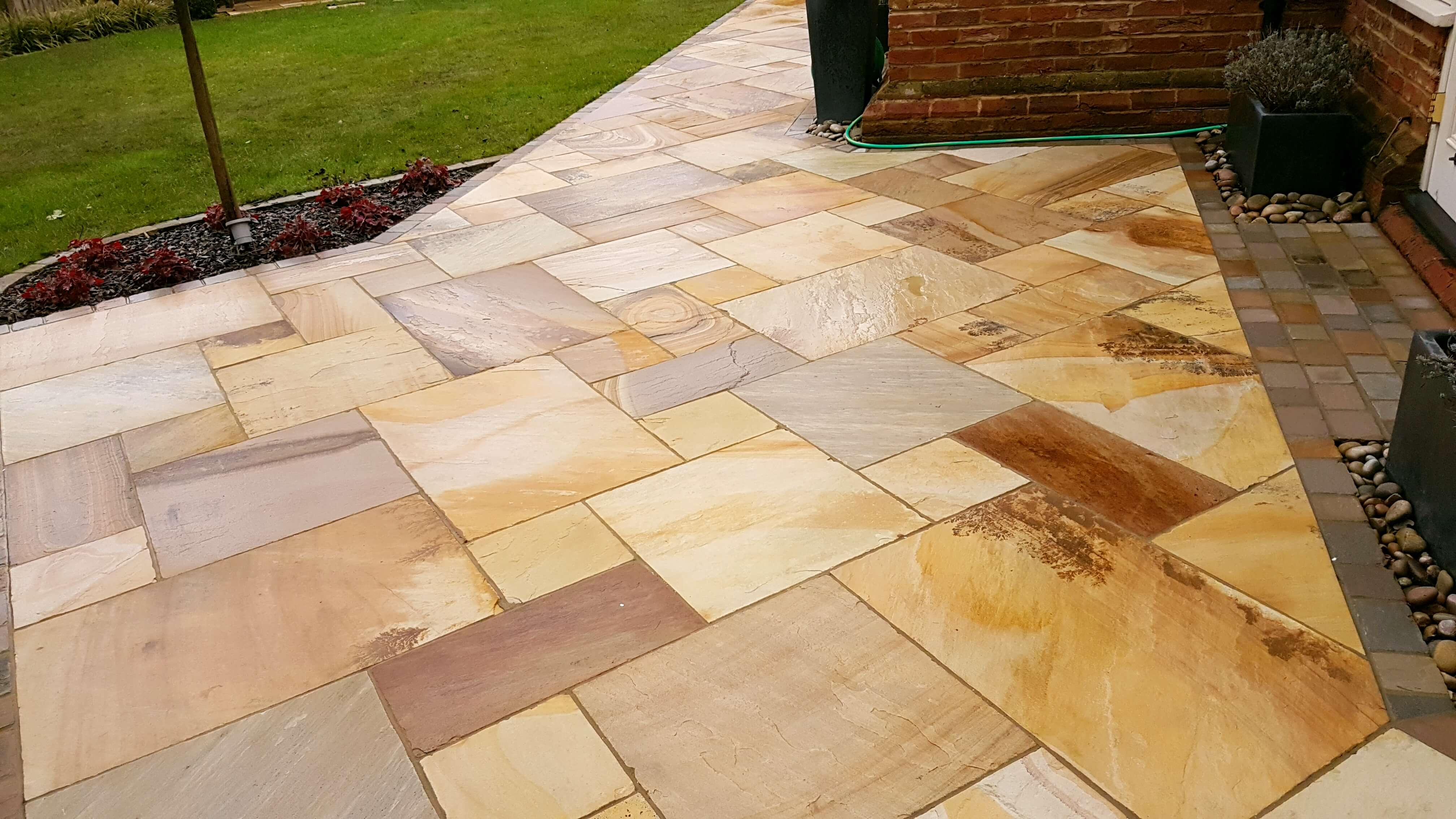 Dirty Driveway or Patio Driveway Patio & Decking Cleaning Bromley